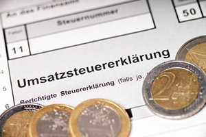 Umsatzsteuererklärung Umsatzsteuervoranmeldung Steuerberater Gersthofen Augsburg